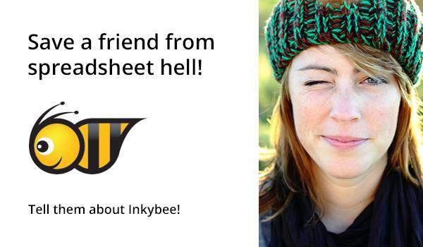 Inkybee affiliates